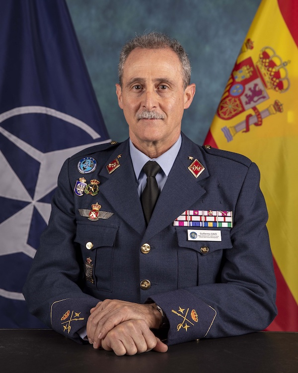 Major General Guillermo Cavo