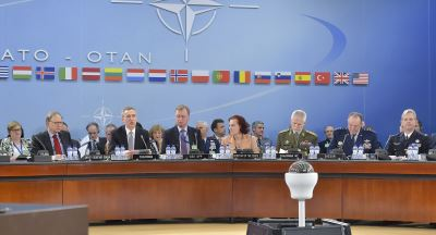 SACT at the Defence Ministers meeting, NATO boosts its defence and deterrence posture