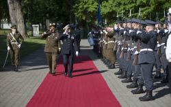 General Mercier visit to Estonia