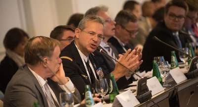 General Mercier Attends the NATO Summit in Poland