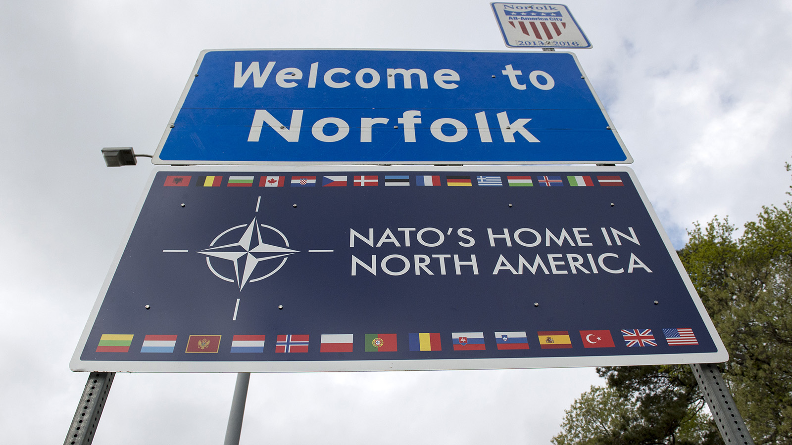 Norfolk - NATO's Home in North America