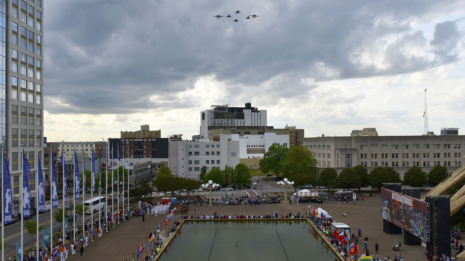Norfolk NATO Festival Kicks Off