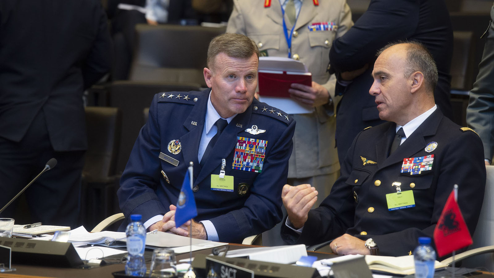 181st Military Committee in Chiefs of Defence Session