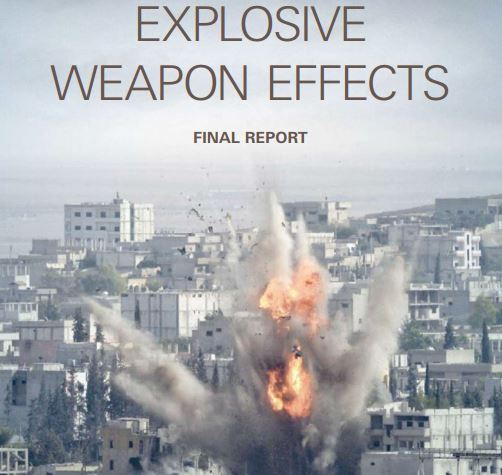 explosive weapon effects