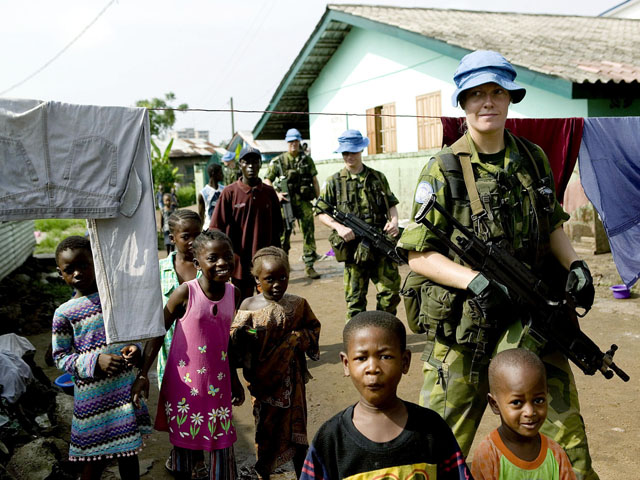 <b>Increase Efforts to Expand the Role of Women.</b> The number of women leading UN peacekeeping, political and peace-building missions in 2011 went up from 6 to 33 missions.