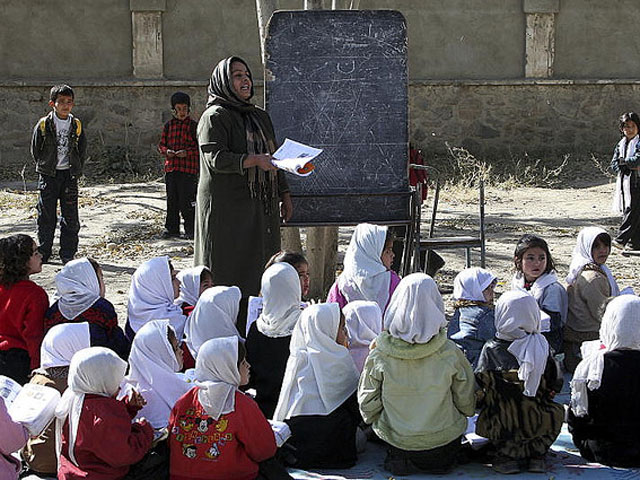 <b>Consult Women On The Construction of Schools.</b> Women in Afghanistan highlighted the importance of building walls around a school facility explaining that the privacy the walls provided would enable girls to attend the school.