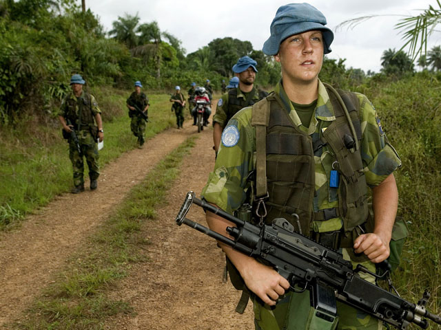 <b>Take Special Measures to Protect Women from Gender-Based Violence.</b> UN peacekeepers deployed to the Democratic Republic of Congo organized a series of community dialogues. The peacekeepers learned about the times and places where women were more vulnerable to sexual violence. They then created patrols at specific days/times to ensure safer passage for women.