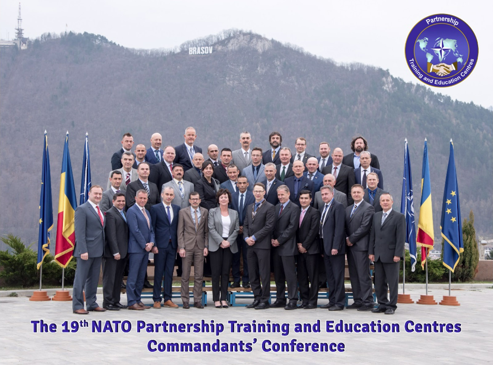 PTEC Commandants Conference 2019 Concludes in Brasov